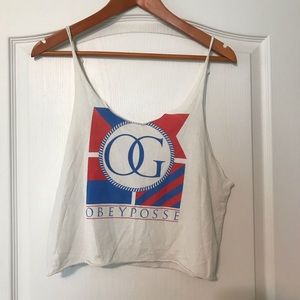 Obey Cut Off Tank
